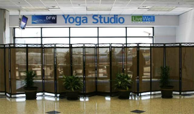 Aeropuerto de Dallas Fort Worth