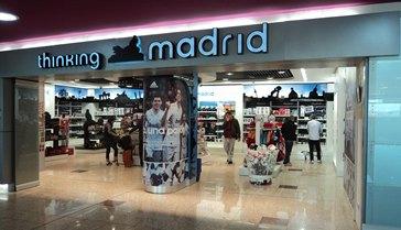 Aeropuerto internacional de Madrid - Barajas