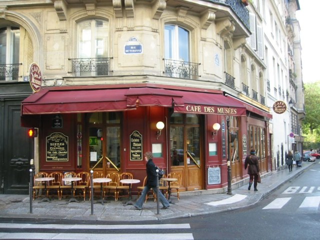 Restaurantes en París 2