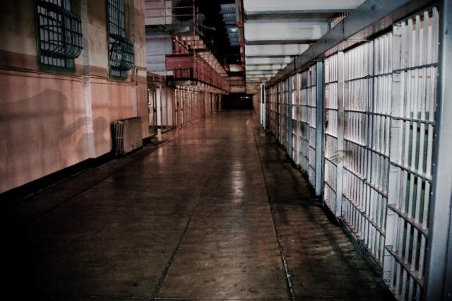 Los espíritus de Alcatraz