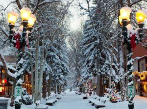 Destinos esta Navidad