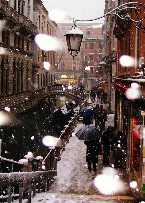 Resultado de imagen de navidad en venecia
